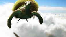 ¿Qué era la tortuga escudo en la mitología griega?