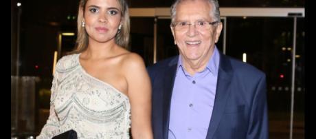 Carlos Alberto diz que vai se casar