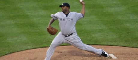 CC Sabathia will rejoin the Yankees on a one-year deal. Image Source: Flickr | Keith Allison