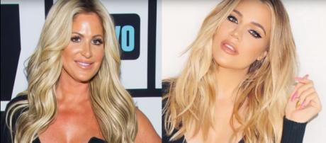Khloe Kardashian sends Kim Zolciak-Biermann a festive holiday gift for the family. [via: YouTube/PeopleTV/YouTube/Clever News]
