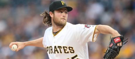 The Yankees want Gerrit Cole in their rotation. [Image via Sport My Life/YouTube]