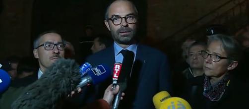 "Accident de Millas : Edouard Philippe évoque ""un drame terrible"""
