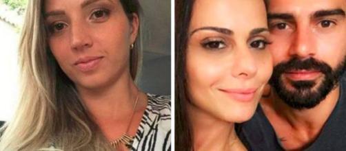 Atual affaire de Radamés revela o motivo da separação do jogador com a atriz Viviane Araújo. (Foto Reprodução).