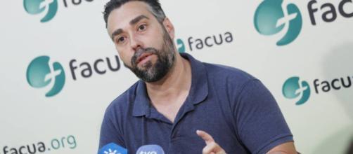 La ironía del portavoz de FACUA enciende al PP