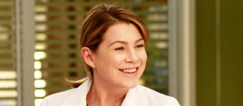 Ellen Pompeo, Meredith Grey da série Grey's Anatomy - Foto Mitch Haaseth/ABC