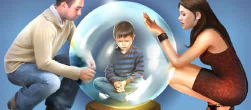 La difficoltà genitoriale nell'approccio al bambino ASD. (http://www.designhub.it/cometa/scema.html)