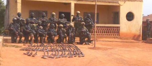 Les forces de sécurités camerounaises