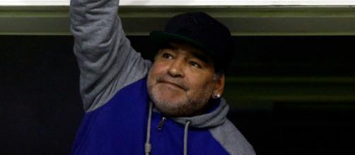 Maradona a conseillé Mbappé à Florentino Perez