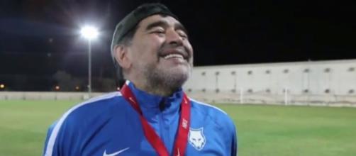 Maradona aposta no Grêmio contra o Real