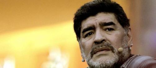 Maradona cree que Bale tiene que marcharse del Real Madrid - clarin.com