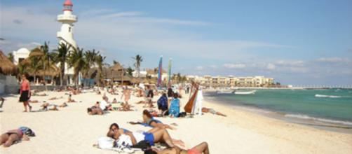 Playa del Carmen en México. - hostalplayadelcarmen.com
