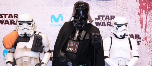 Premiere-Star-Wars,-el-último-Jedi-en-Madrid