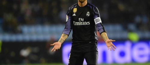 El futbolista Sergio Ramos admite que tiene que tomar analgésicos.