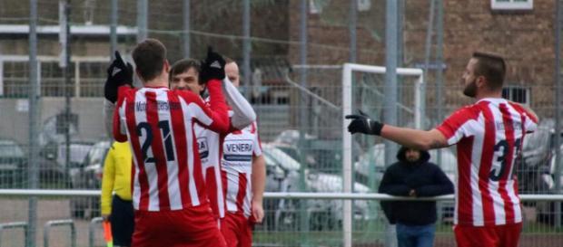 Die Gisperslebener hatten in der Hinrunde der Fußball-Kreisoberliga viel zu jubeln. Foto: Martin Bogatz