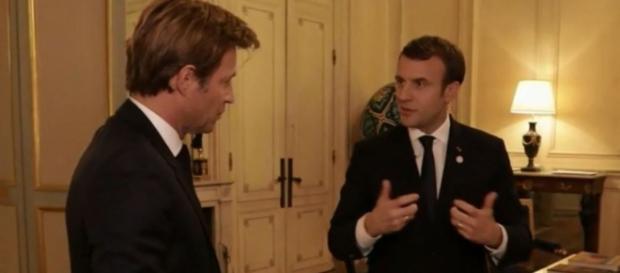 Macron : «J'ai fait tout de suite la réforme évitée depuis 20 ans ... - leparisien.fr