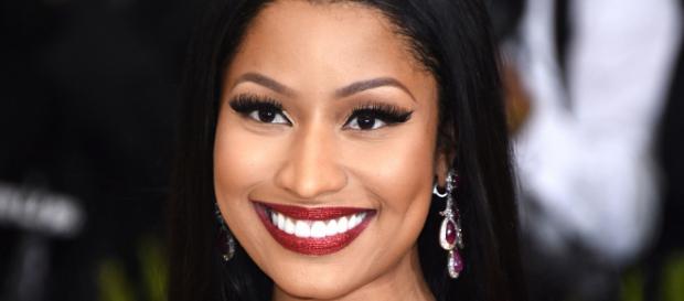 Nicki Minaj voltou a arrasar com foto muito sensual