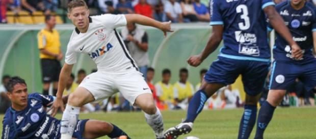 São Bento x Corinthians será um dos jogos mostrados pela TV aberta