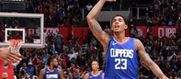 The Clippers may sell Lou Williams high in trade negotiations – [image credit: Ximo Pierto/Youtube]