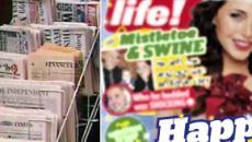 United Kingdom Magazine Prints Hilarious Christmas Issue