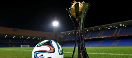 Taça do Mundial de Clubes - FIFA (Foto Reprodução).