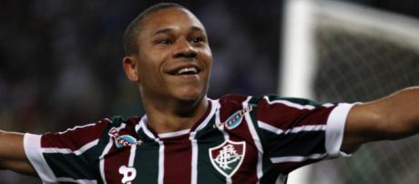 Wellington Silva deve trocar o Flu pelo Inter em 2018. (Foto: Diário Online)