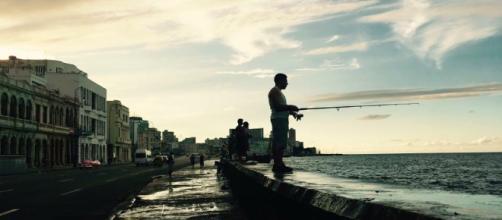 El Malecón de La Habana. Mitzi Vera