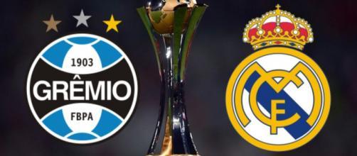 Grêmio x Real Madrid: jogo vale o Mundial de Clubes