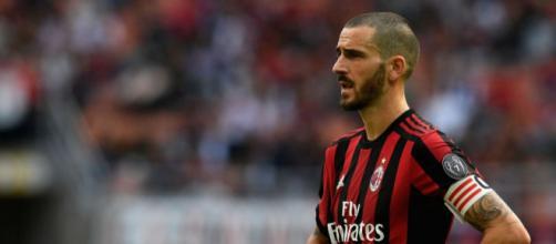 Milan: Bonucci potrebbe andare al Barcellona già a gennaio.