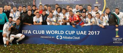 Il Real Madrid ha vinto il Mondiale per Club 2017