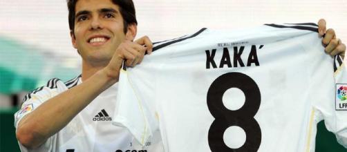 Kaká anuncia fim de carreira a amigos. (Foto Reprodução).