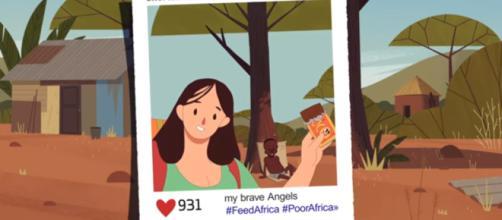 La guía fue desarrollada por organizaciones que luchan contra los estereotipos en las campañas de ayuda humanitaria (Foto: Captura de Youtube)