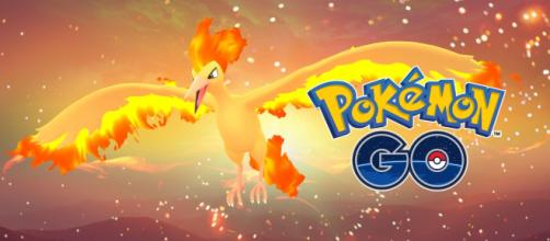 "Pokémon GO on Twitter: ""The Legendary Pokémon Moltres has been ... - twitter.com"