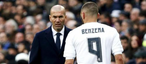 Real Madrid : Les propos incroyables de Zidane sur Benzema !