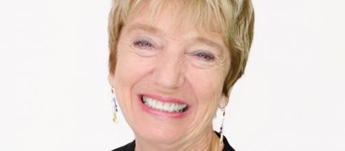 Rita Goldberg is the CEO of the British Swim School. / Image via the British Swim School, used with permission.