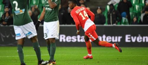 St-Etienne - Monaco: des ultras ont tenté de forcer le huis clos - bfmtv.com