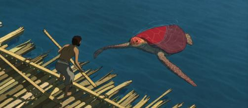 The Red Turtle - Flickr Image from BagoGames