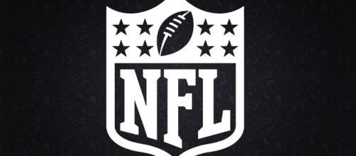 The represented NFL logo [image via Michael Tipton/Flickr]