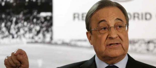 Florentino Pérez prepara novas chegadas