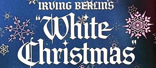 """""""White Christmas"""" is just one holiday song with a color in its title [Image. commons.wikimedia.org]"""