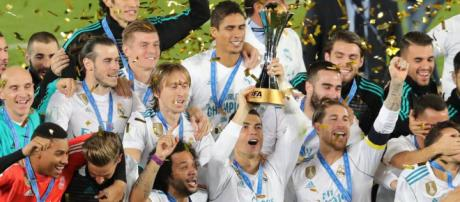 Real Madrid Campeon del Mundial de Clubes