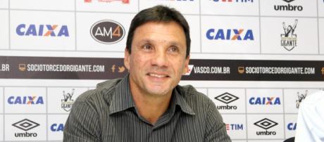 Zé Ricardo, técnico do Vasco da Gama, teve seu pedido aceito e Vasco contratou jogador