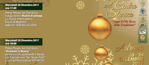 """Ad Adrano """"Il Natale nel Centro Storico"""""""