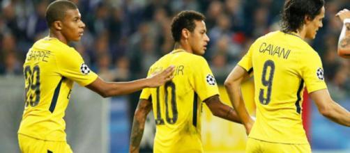 El PSG contra el Real Madrid en la Champions