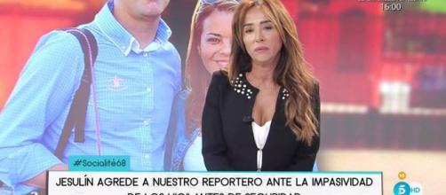 Jesulín de Ubrique agrede y amenaza a un cámara de María Patiño ... - elconfidencial.com