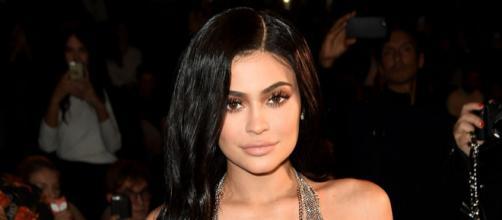 Kylie Jenner parece ter revelado demais