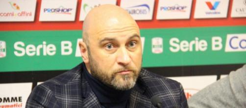 Luca Nember, direttore sportivo del Foggia Calcio