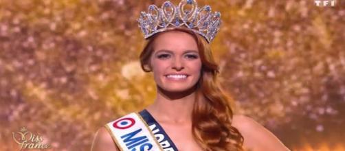 Maëva Coucke (Nord-Pas-de-Calais) devient Miss France 2018 !