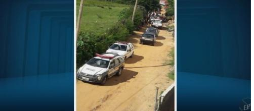 O crime aconteceu no bairro Capetinga , zona rural de Itajubá