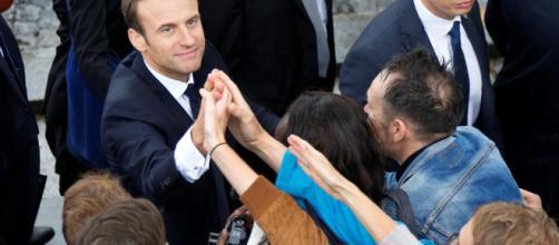 Revivez l'investiture d'Emmanuel Macron, nouveau président ... - rfi.fr