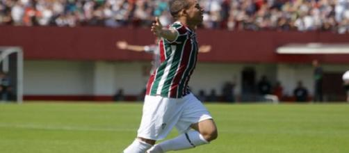 Wellington Silva, a cada dia, afasta-se do Fluminense em 2018 (Foto: Globoesporte)